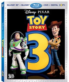 Toy Story 3 3D Blu-ray Review