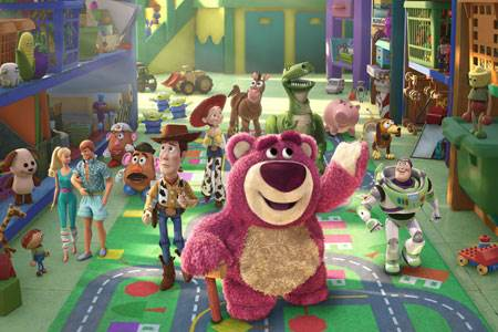 Toy Story 3 © Walt Disney Pictures. All Rights Reserved.