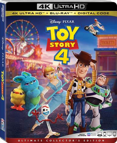 Toy Story 4 4K Ultra HD Review