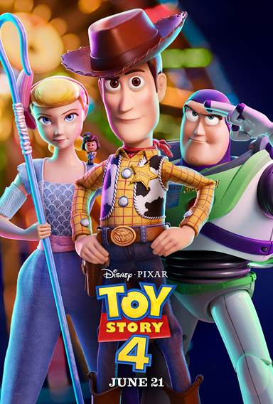 Toy Story 4 © Walt Disney Pictures. All Rights Reserved.