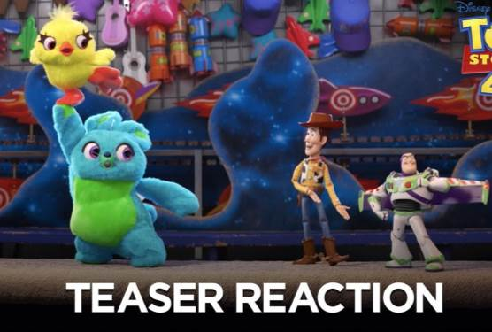 Teaser Trailer Reaction