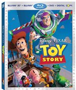 Toy Story Blu-ray Review