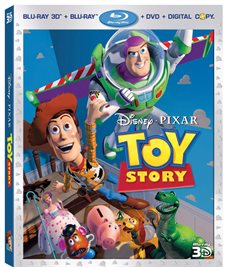 Toy Story 3D Blu-ray Review