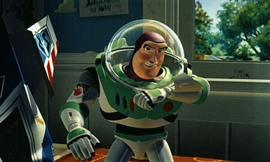 Toy Story © Walt Disney Pictures. All Rights Reserved.