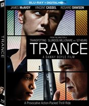Trance Blu-ray Review