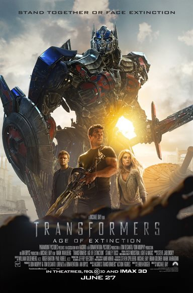 Transformers: Age of Extinction © Paramount Pictures. All Rights Reserved.