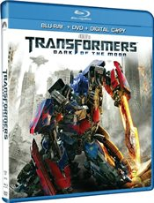 Transformers: Dark of the Moon Theatrical Review