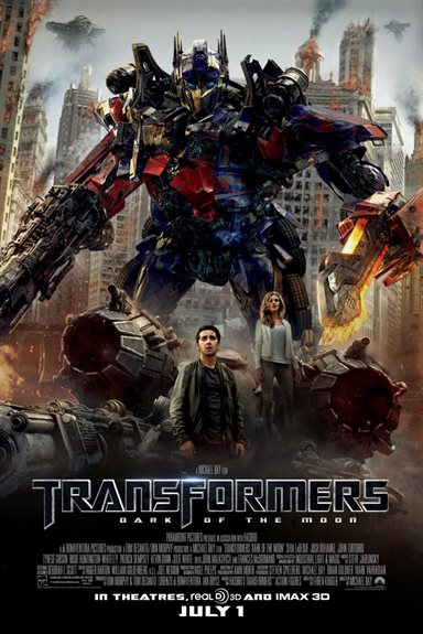 Transformers: Dark of the Moon © Paramount Pictures. All Rights Reserved.