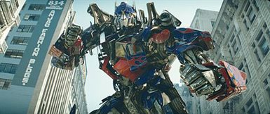 Transformers © Paramount Pictures. All Rights Reserved.