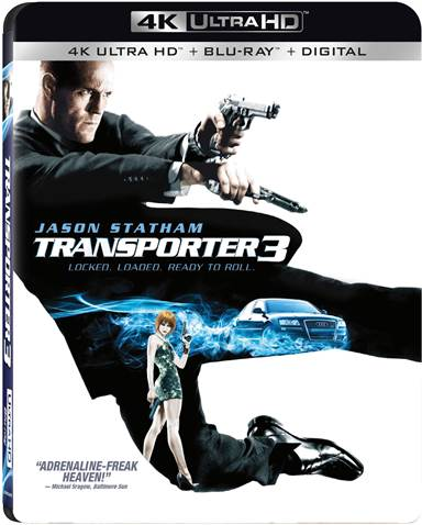 Transporter 3 4K Ultra HD Review