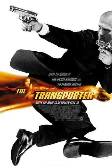 The Transporter © 20th Century Fox. All Rights Reserved.