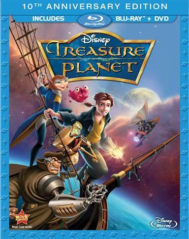 Treasure Planet Blu-ray Review