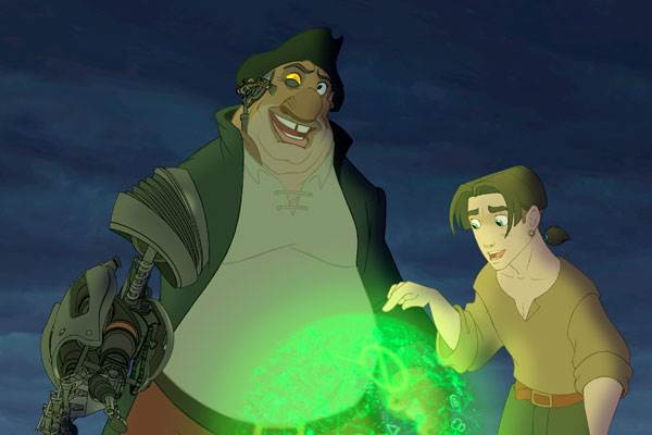 Treasure Planet © Walt Disney Pictures. All Rights Reserved.