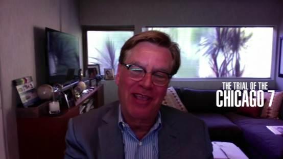 Aaron Sorkin Interview