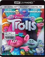 Trolls 4K Ultra HD Review