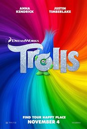 Trolls Theatrical Review