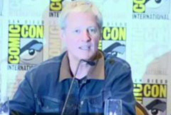Comic Con Press Panel Part 1