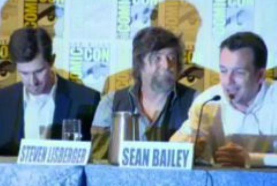 Comic Con Press Panel Part 2
