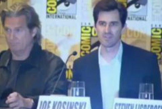 Comic Con Press Panel Part 3