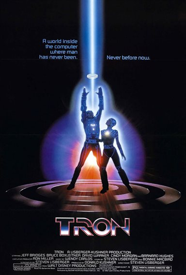 Tron © Walt Disney Pictures. All Rights Reserved.