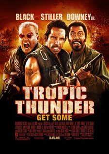Tropic Thunder Theatrical Review