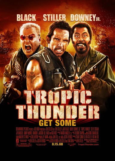 Tropic Thunder © DreamWorks Studios. All Rights Reserved.