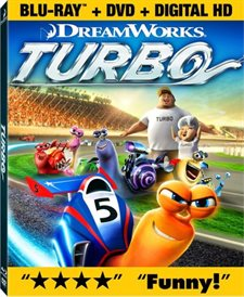 Turbo Blu-ray Review