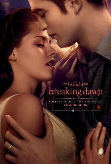 The Twilight Saga: Breaking Dawn - Part 1 Theatrical Review