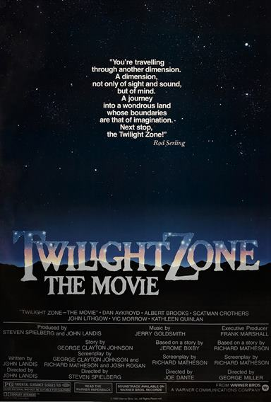 Twilight Zone: The Movie © Warner Bros.. All Rights Reserved.