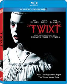 Twixt Blu-ray Review
