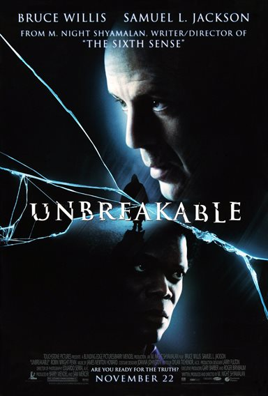 Unbreakable © Touchstone Pictures. All Rights Reserved.