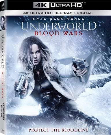 Underworld: Blood Wars 4K Ultra HD Review