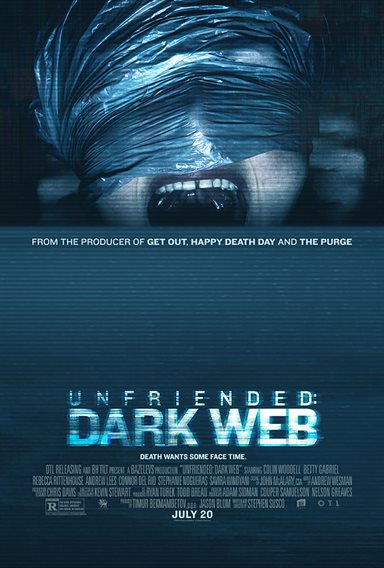 Unfriended: Dark Web © BH Tilt. All Rights Reserved.