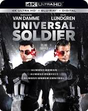 Universal Soldier 4K Ultra HD Review