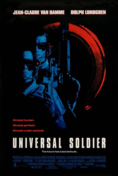 Universal Soldier © TriStar Pictures. All Rights Reserved.