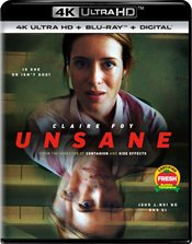Unsane 4K Ultra HD Review