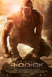 Riddick Theatrical Review