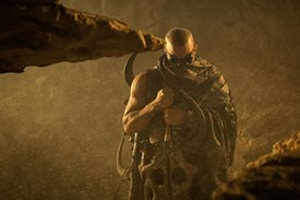 Riddick © Universal Pictures. All Rights Reserved.