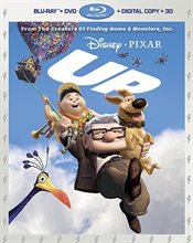 Up Blu-ray Review
