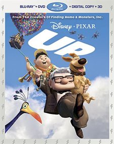 Up 3D Blu-ray Review