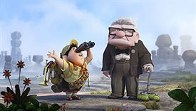 Up © Walt Disney Pictures. All Rights Reserved.