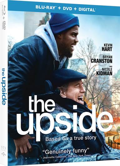 The Upside Blu-ray Review