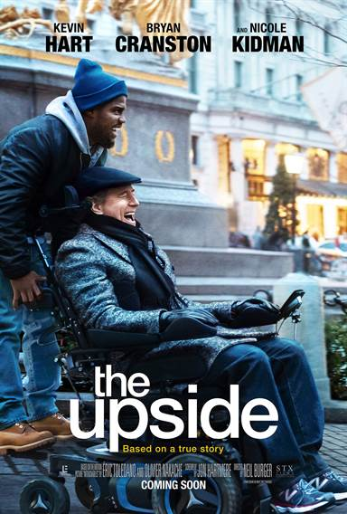 The Upside © STX Entertainment. All Rights Reserved.