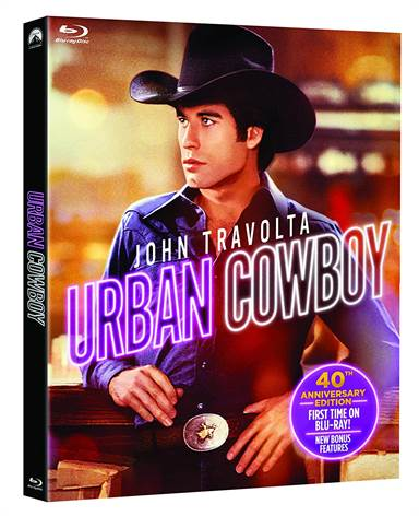 Urban Cowboy Blu-ray Review
