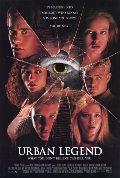 Urban Legend © TriStar Pictures. All Rights Reserved.