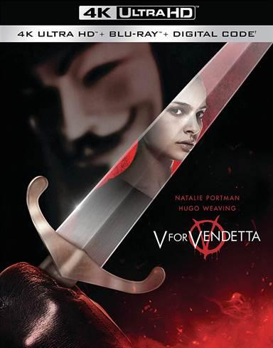 V For Vendetta 4K Ultra HD Review