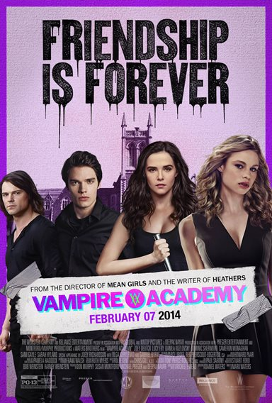 Vampire Academy © 20th Century Fox. All Rights Reserved.