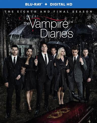 The Vampire Diaries Season 8 Blu-ray Review