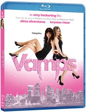 Vamps Blu-ray Review