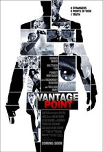 Vantage Point Theatrical Review